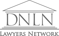 de nisi lawyers network logo gray